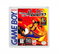 ALADDIN NINTENDO GAME BOY FRIDGE MAGNET IMAN NEVERA