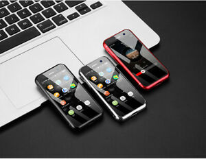 S9 4G World's Smallest Mini Android 7.0 smart Touch Screen Quad Band GPS Phone