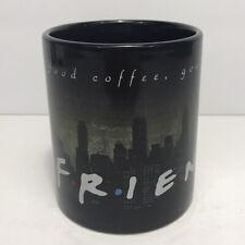 Vintage 1995 Friends TV Show Warner Bros NYC City Skyline Coffee Mug Official
