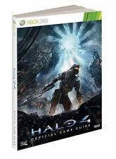 Xbox 360 : Halo 4: Prima Official Game Guide VideoGames