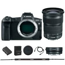 Canon EOS R Mirrorless Digital Camera with Canon EF 24-105mm f/3.5-5.6 STM Lens