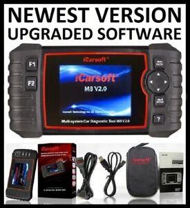 MERCEDES BENZ SPRINTER Diagnostic Scanner Tool SRS ABS iCarsoft MB v2.0 MBII