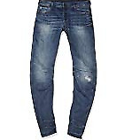 G Star Raw Attacc Straight Tapered Blue Jeans Mens 30W 34L *REF9-13