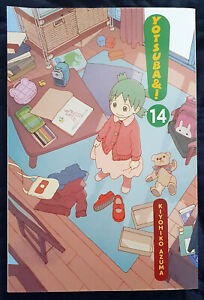 Manga Yotsuba volume 14 anglais English (Kiyohiko Azuma, Yotsuba&!)