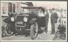 Vintage Car Photo 1920 Stearns Knight Phaeton Convert California License 691250