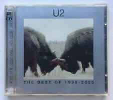U2 The Best of 1990-2000 + B-Sides 2 CD's limited edition Canadian Print CANADA