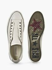 NIB Converse by John Varvatos CTAS VTG Slip Ox Turtledove 156706C US Mens 10.5