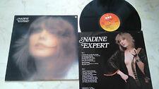 NADINE EXPERT Same 1978 *SEXY COVER*