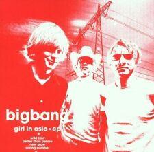 Bigbang Girl in Oslo EP (2001, #3868492) [Maxi-CD]