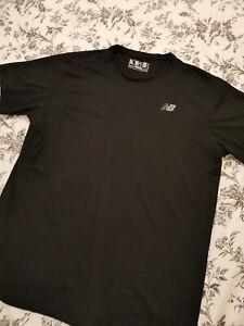 New Balance Black T-shirt Large