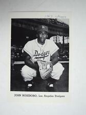 1964 Dodgers John Roseboro  5 x 7 Jay Publishing Photo Pack - FLASH SALE