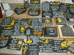 NEW Amish & Funny Sayings Metal Trivets Trivet or Wall Hanging YOU CHOOSE STYLE