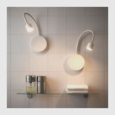 IKEA BLAVIK Wandleuchte,LED batteriebetrieben ohne Bohren m.Saugnapf Lampe