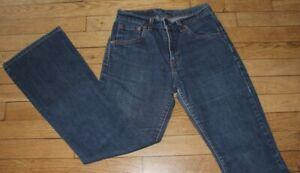 Levis 525 89  Jeans  Femme W 26 - L 30  Taille Fr 36  (Réf # O040)