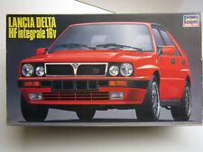 Hasegawa 1:24 Scale Lancia Delta HF Integrale 16v Model Kit - New - Kit # 24002