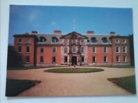 Postcard Dunham Massey Hall, Altrincham Cheshire, The Entrance Front   (A1)