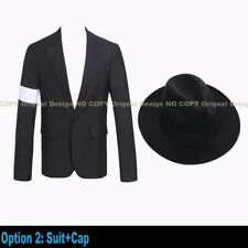 Mj Suit Coat Jacket Dangerous Armband Outfit Cosplay Costume