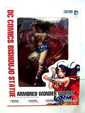 ARMORED WONDER WOMAN Kotobukiya DC Comics BISHOUJO Statue PVC sexy and NEW
