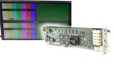 Evertz 7767VIP4-HSN 4 Input HD/SD/Analog/DVI HD Multiviewer + backplane