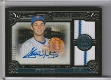 2016 TOPPS MUSEUM COLLECTION SSDSMA STEVEN MATZ AUTOGRAPH RC JERSEY METS 161/399