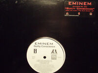 "EMINEM + DR. DRE - GUILTY CONSCIENCE / I'M SHADY (12"")  1999!!!  RARE!!!"