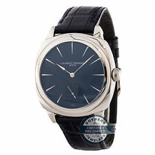 Laurent Ferrier Galet Square Auto 40mm Steel Mens Strap Watch