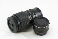 135 MM F 2.8 + 2x for SONY NEX e-mount adapted lens Focal Pentax PK bundle FE