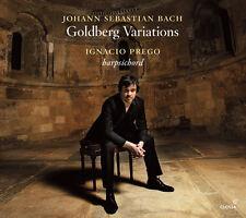 J.S. Bach / Prego - Johann Sebastian Bach: Goldberg Variations [New CD]