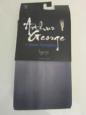 New Arthur George by Robert Kardashian Black Ivory Ombre Leggings Sz S