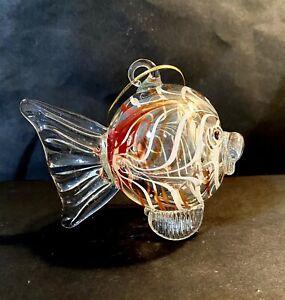 Ornament Fish Art Glass For Sale Ebay