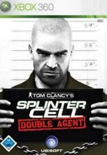 Xbox 360 SPLINTER CELL DOUBLE AGENT ** Neuwertig