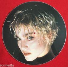"MADONNA - Papa Don't Preach - Rare Original UK 12"" Picture Disc (Vinyl Record)"