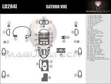 Fits Saturn Vue 2002-2005 Large Premium Wood Dash Trim Kit