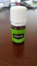Young Living Stress Away 5 ML Essential Oils NEW & SEALED!