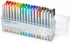 Too Copic Ciao 72 Color Start Set Manga Anime Comic Markers  (76a)
