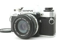 🔴EXC++++🔴OLYMPUS OM10 SLR 35mm Film Camera with Zuiko 50mm f1.8 from Japan