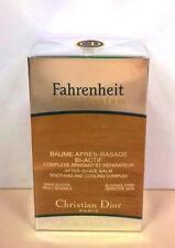 Dior Fahrenheit Face System 100ml After Shave Balm NEU/OVP Folie RARITÄT!