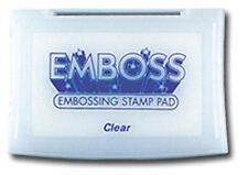 EMBOSS Embossing-Stempelkissen farblos