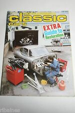 Thoroughbred & Classic Car Oct 1980/Auto Union V16/GSM Delta/1934 Bendix/TR7
