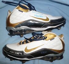 Mat Latos Signed Padres Game Used Worn Cleats PSA/DNA COA Reds Autograph Auto 1