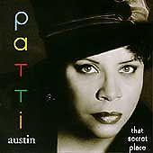 Patti Austin, That Secret Place, Excellent, Audio CD