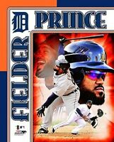 PRINCE FIELDER Detroit Tigers LICENSED un-signed picture poster print 8x10 photo