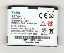 LOT OF 2 NEW BATTERY FOR ZTE F450 ADAMANT Z431 AT&T F555 ASPECT T-MOBILE