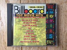 Billboard Top Movie Hits 1950-1954 by CD (DEBBIE REYNOLDS/DORIS DAY) RHINO