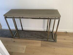 Freedom hallway table used