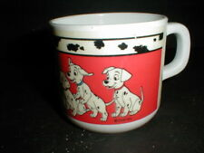 101 Dalmatians Zak Designs Walt Disney Melamine Plastic Child's Cup Mug Rare Htf