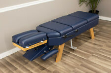 3 Drop Chiropractic Table Classic Series Ships Assembled Liftgate Freight