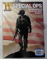 SPECIAL OPS History Special Edition 2017 MISSIONS Of AMERICA'S ELITE SOLDIERS