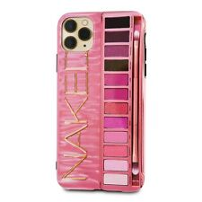 Pink & Glossy Eyeshadow Palette iPhone 11 case