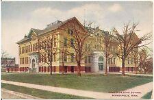 East Side High School in Minneapolis MN Postcard